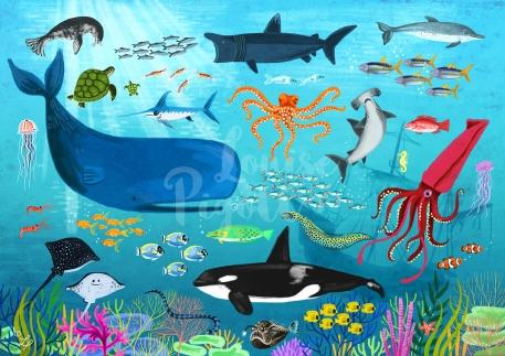 Underwater Puzzle